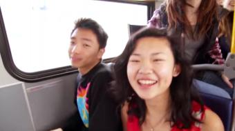 UBC students, transit vote