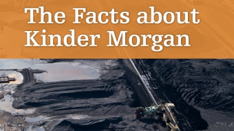 Sightline Institute - Facts about Kinder Morgan report