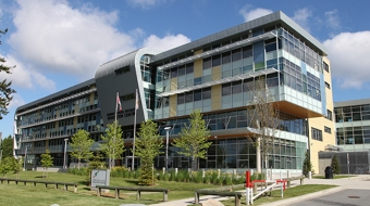 Surrey School District Administrative Building
