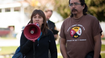 Freda Huson, Unist'ot'en Camp, First Nations, pipelines,