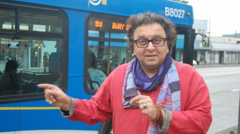 Vikram Vij likes the 99 B-Line