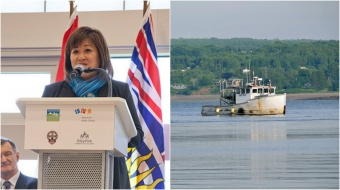 Government Helps Make BC Fishing Industry Safer, according to Fisheries and Ocea