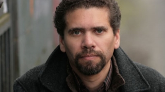 Wayde Compton, one of the finalists for the 2016 Vancouver Book Awards