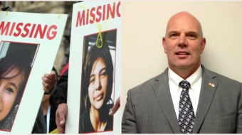 MMAW, Missing and murdered aboriginal women, David Wilks, Stephen Harper
