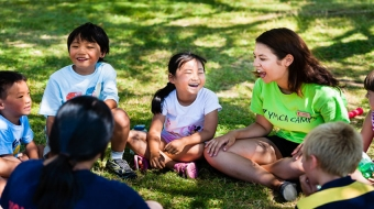 The YMCA offers affordable summer camps (c) Trevor Meier for YMCA of Greater