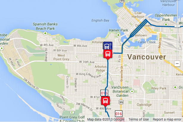Car 2 Go >> Translink Bus Tracker: Real-time transit app helps you find your bus | Vancouver Observer