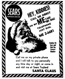 Where NORAD Santa Tracker came from