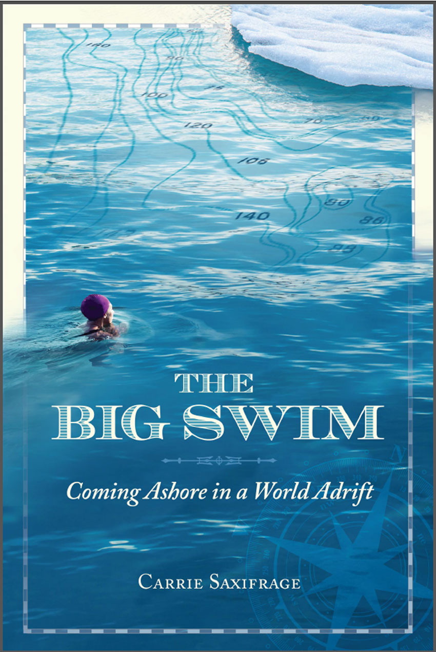 The Big Swim will be published in February, 2015.