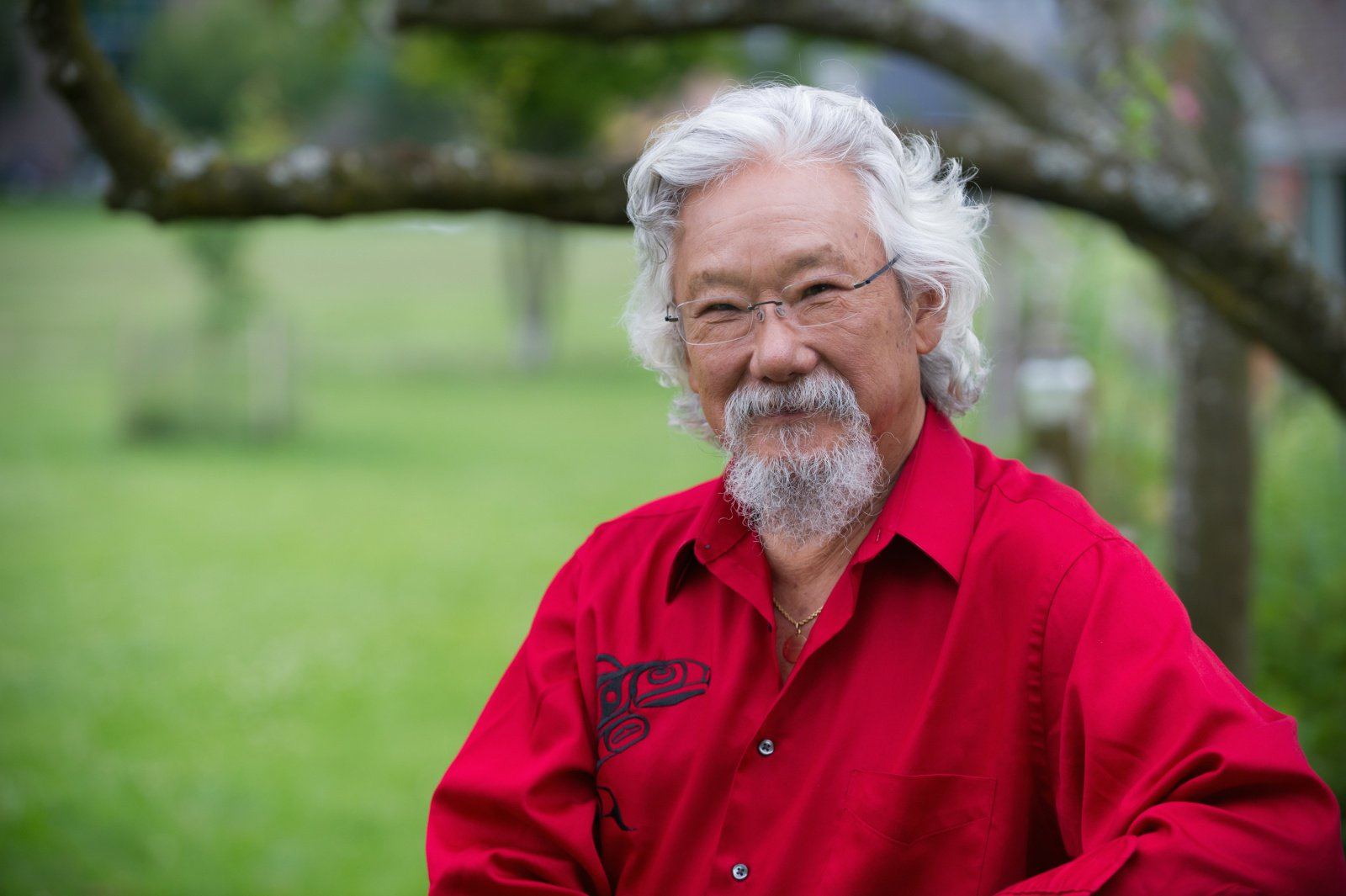 David Suzuki At