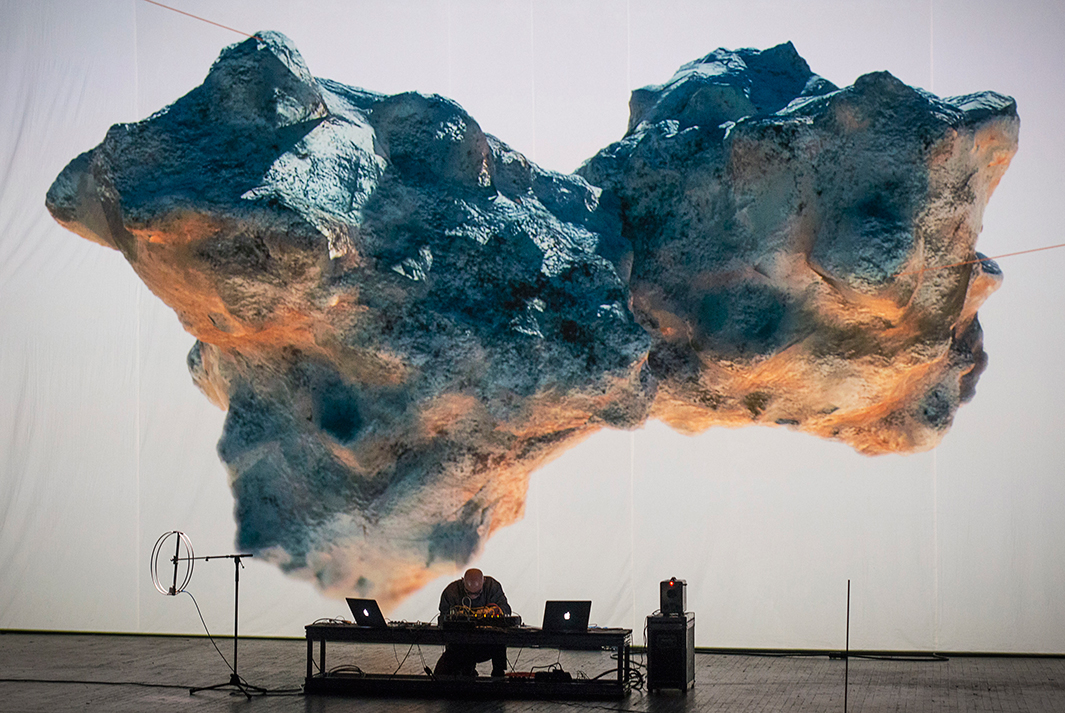 Art and electronics collide as city hosts mind-blowing global symposium (VIDEO)