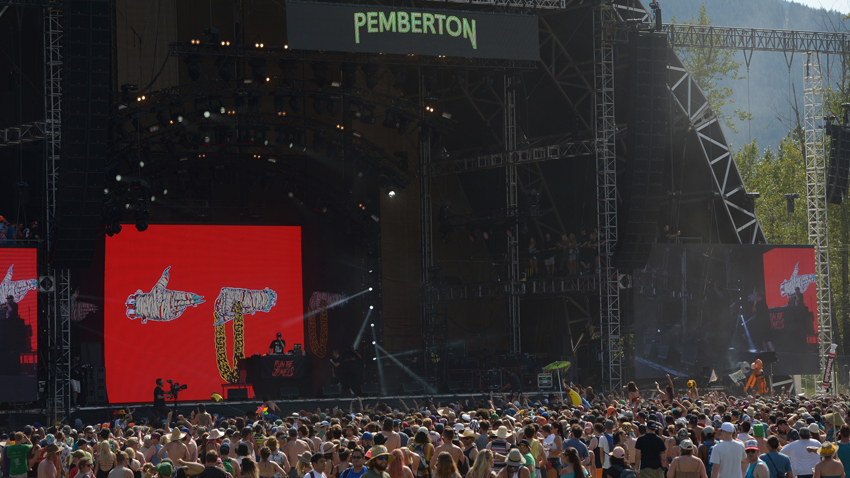 Run the Jewels run Pemberton