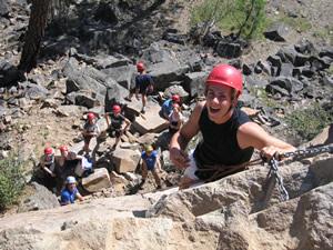 Kumsheen Rafting Resort's Teen Adventure Camps offer non-stop fun ...
