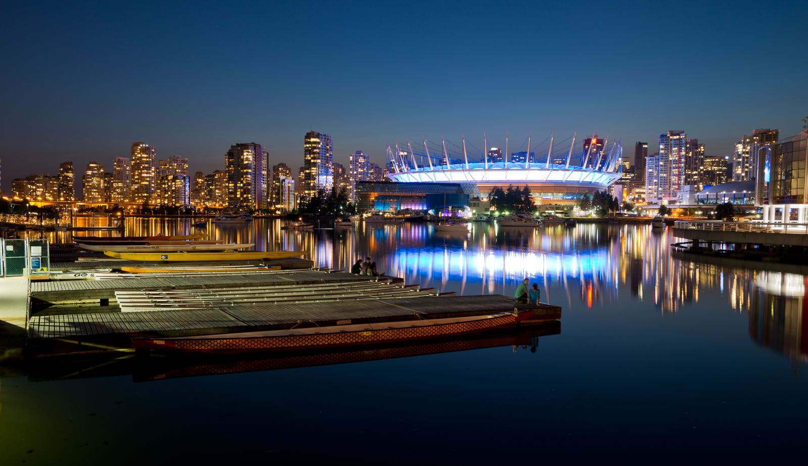 Vancouver trailblazing the way forward for green cities of ...