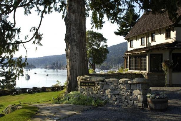 Hastings House On Salt Spring Island Bc Country Inn