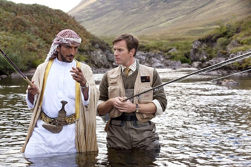 film reviews: john carter, salmon fishing in the yemen and silent, Fly Fishing Bait