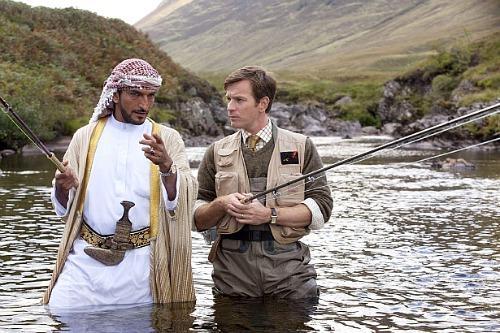 film reviews: john carter, salmon fishing in the yemen and silent, Fly Fishing Bait