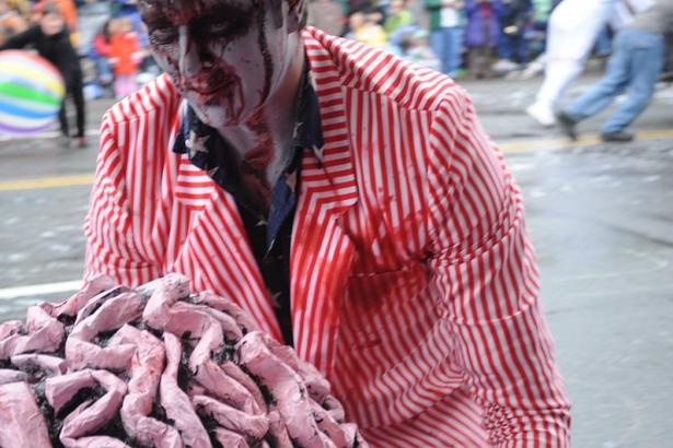 Zombie survival class cancelled, children left untrained for apocalypse
