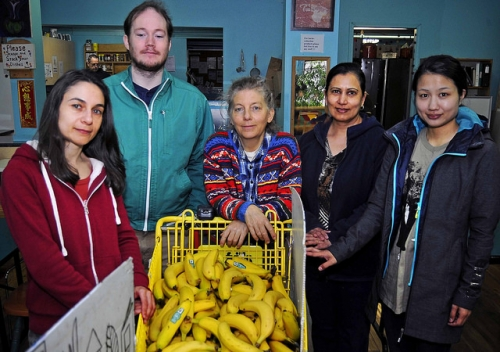 DTES NH and their Banana Beat Project