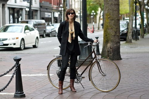 Vancouver Cycle Chic