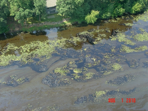 Enbridge Kalamazoo River oil spill Michigan 2010 EPA