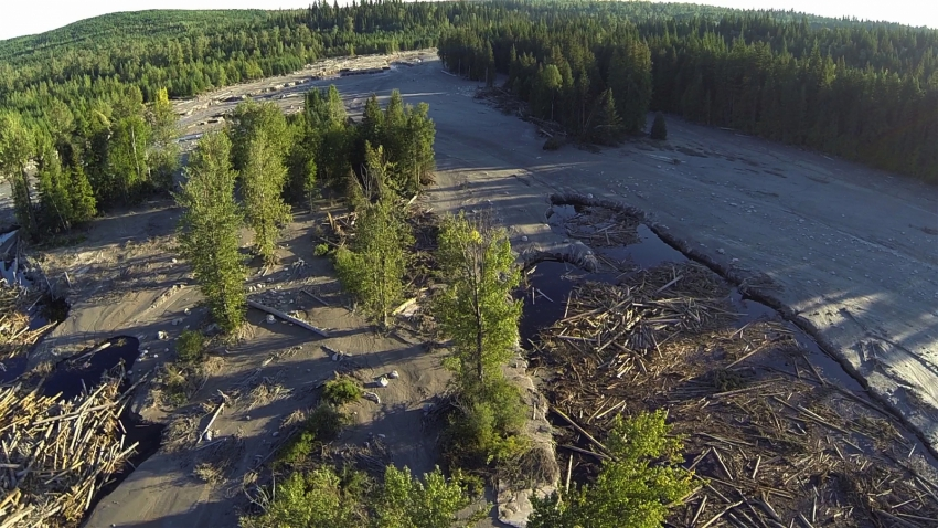 mount polley mine, contaminated water, mercury, tailings pond breach