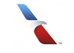 American Airlines logo: current