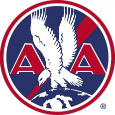 American Airlines logo: 1934