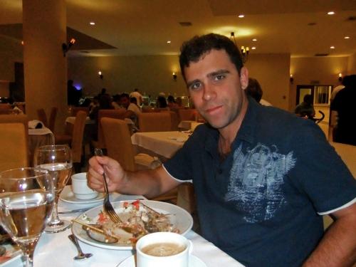 Steve Nikolayev, Foodie Card, Dining Out