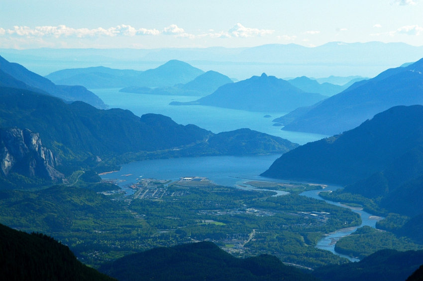 Howe Sound - Photo by Richard Duncan