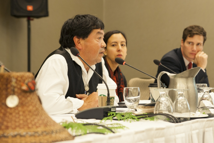 NEB Aboriginal hearings Kinder Morgan Chilliwack - Mychaylo Prystupa