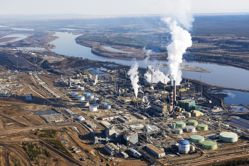 oil sands suncor - Andrew Wright - Vancouver Observer
