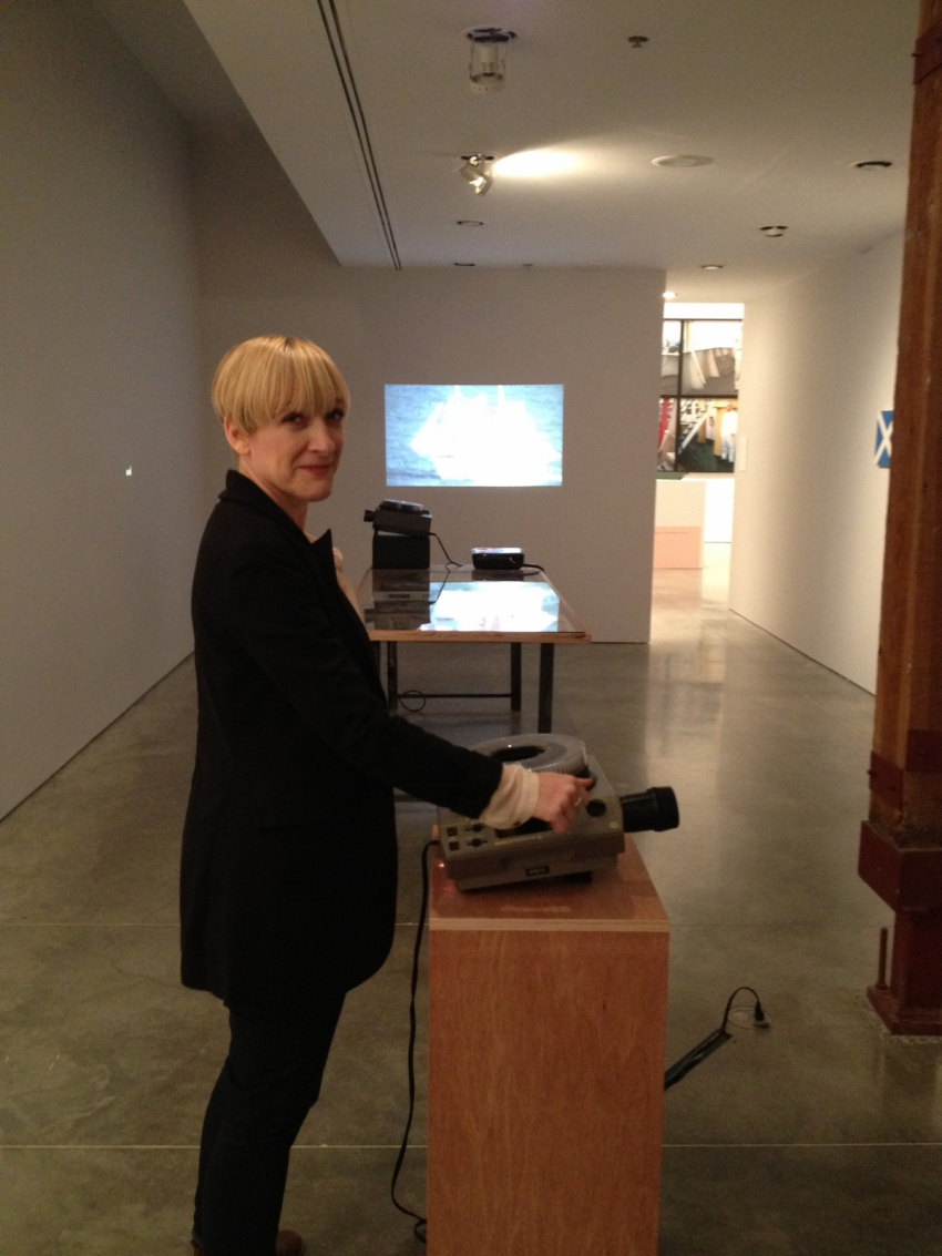 Cate Rimmer in gallery