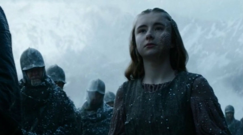 Game of Thrones, Shireen, spoilers, GOT review, Dance of Dragons
