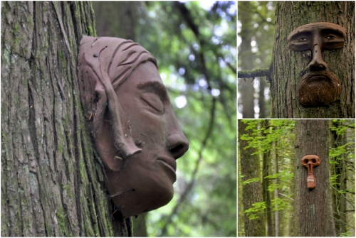 Spirit Trail masks, Harrison