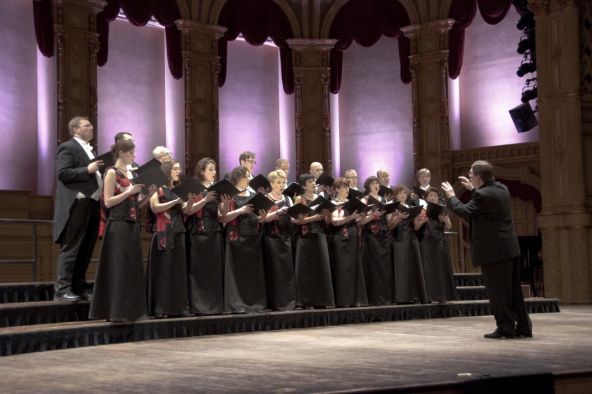 Vancouver Chamber Choir