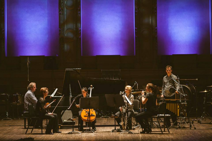 Standing Wave at 2014 VSO New Music Festival. Photo courtesy Standing Wave