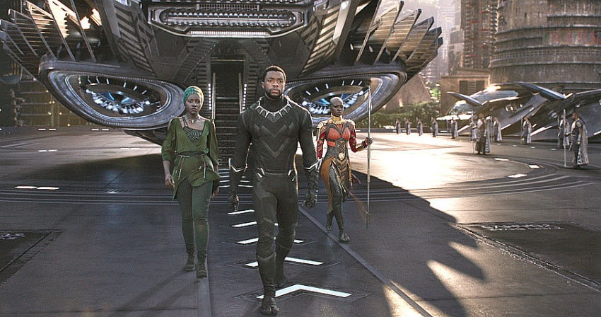 'Black Panther' dominates North American box office in opening weekend